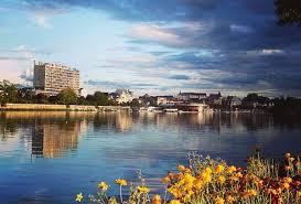Le Lac d'Allier, Vichy