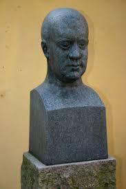Kai Nielsen. Titel: Kai Nielsen. Kunstner: Johannes Kragh. Maler og billedhugger, 1870-1946, urne på V. Skerninge kirkegård. - KaiNielsen123