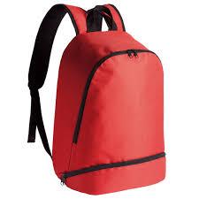 <b>Рюкзак спортивный Unit</b> Athletic, ярко-красный - Рекламная ...