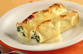 الكانيللونى  المحشو بالخضروات على طريقة الشيف علاء الشربينى