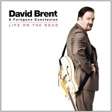 David Brent: Life on the Road (2016) latino