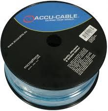 <b>Микрофонный кабель American DJ</b> AC-MC/100R-BL