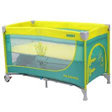 Детская кровать-<b>манеж Rant My</b> Castle Rp101 купить недорого с ...
