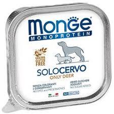 *<b>Monge Dog Monoproteico</b> Solo <b>консервы</b> для собак паштет из ...