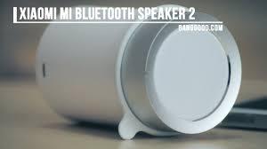 Обзор <b>колонки Xiaomi Mi</b> Bluetooth Speaker 2 (LYYX01ZM) из ...