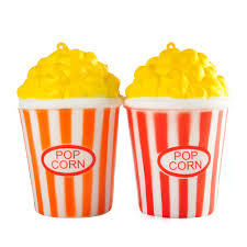 Kawaii Squishy Jumbo <b>Popcorn</b> Cup Slow Rising Cream Scented ...