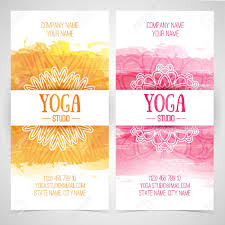 set design template brochures cards invitations flyers for set design template brochures cards invitations flyers for a yoga studio watercolor