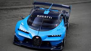Of Bugattis Bugatti Unveils Vision Gt Concept Autochoose News Bringing You