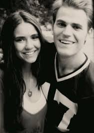 Image result for stefan and elena