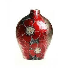 <b>Ваза декоративная Русские подарки</b>, Элегантная гвоздика, 29 см ...
