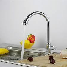 <b>Смеситель для кухни Raiber</b> Zenos R1102 однорычажный, боковой