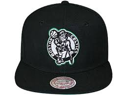 <b>Бейсболка Mitchell & Ness BOSTON CELTICS</b> VINTAGE BLACK ...