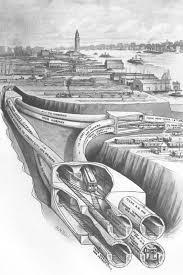 Uptown Hudson Tubes