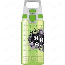 <b>Бутылочка детская Football</b> 0,5 л зеленая Sigg Viva One (8596.50 ...