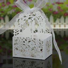 <b>Paper</b> Wedding Favor <b>Bags</b>/<b>Boxes</b> for sale | eBay