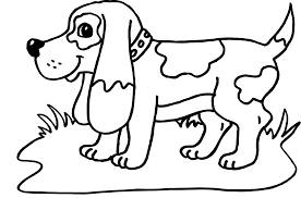 Small Picture Coloring Pages Of Dogs Printable Animal Coloring Pages Of Coloring