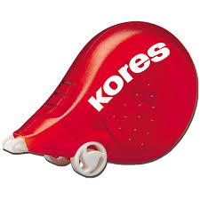 <b>Корректирующая лента Kores</b> Скутер (4.2 мм длина от 5 м)