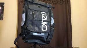 REVIEW: <b>Ozuko</b> 2017 <b>Backpack</b> -- Super AWESOME <b>backpack</b> ...