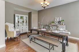 Industrial Style Kitchen Table Industrial Home Decor Charming Industrial Kitchen Table In Home