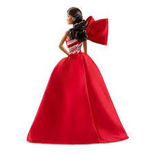 <b>Праздничная кукла Barbie</b>, <b>брюнетка</b> (29 см) | Купить с доставкой ...