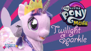 <b>My Little</b> Pony The Movie My Magical Princess Twilight Sparkle from ...