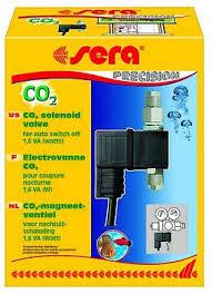 <b>Sera</b> Flore <b>CO2 Электромагнитный клапан</b> 2w для СО2 систем ...