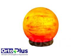 <b>Солевая лампа STAY</b> GOLD Сфера 2-3 кг - Медицинская техника ...