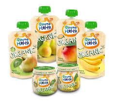 «<b>ФрутоНяня</b>» выпустила новую линейку <b>фруктовых пюре</b> Organic ...