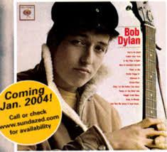 Bob Dylan LP: <b>Bob Dylan</b> - <b>180g</b> Vinyl - Bear Family Records