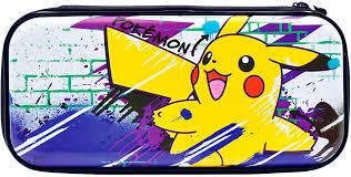 <b>Чехол Hori Premium Vault</b> Case for Nintendo Switch Pikachu Edition