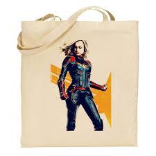 Купить <b>сумку Captain Marvel</b> Tote <b>Bag</b> по лучшей цене | Заводской ...