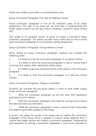 conclusion essay example how to write a conclusion paragraph for college essays college application essays how to write and how to write a good essay conclusion