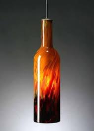 blown glass bordeaux pendant light blown glass pendant lighting
