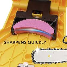 Chainsaw Teeth Sharpener Portable Proprietary Bar ... - Amazon.com
