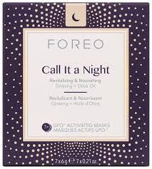 Купить <b>маска</b> для лица Foreo <b>Call</b> ItS A Night <b>UFO Activated</b> Mask 7 ...