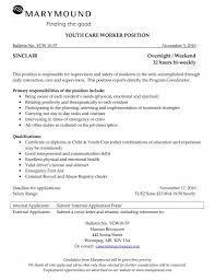 sample resume for youth care worker professional resume cover sample resume for youth care worker sample social worker cv resume the pd cafe template and