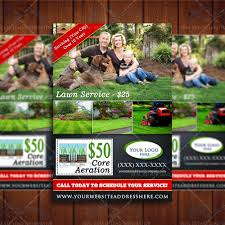 lawn care business marketing flyer template service flyer design lawn care business marketing flyer template service flyer design by creative designs on