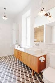 take a look at this beautiful and inexpensive bathroom makeover by kristi of addicted 2 decorating traditional bathroom designs ideas great bathroom bathroom mid century