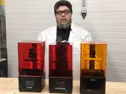 Hands on with resin <b>3D printers</b>: We put the <b>Elegoo</b> Mars, Mars Pro ...