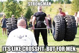 Strongman memes | quickmeme via Relatably.com