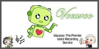 Image result for vocaroo logo