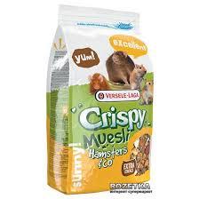 <b>Корм</b> для хомяков, крыс, мышей, песчанок <b>Versele</b>-<b>Laga Crispy</b> ...