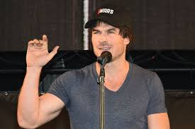 Why Ian Somerhalder is doing another vampire show,