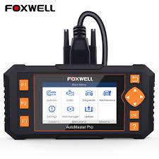 <b>Foxwell NT634 OBD2</b> Car Diagnostics Engine ABS SRS ...