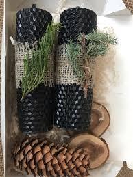 Подарочный <b>набор из двух черных</b> свечей – купить на Ярмарке ...