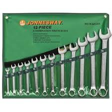 <b>Набор комбинированных ключей JONNESWAY</b> W26112SA, 12 ...