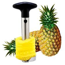 <b>1PC Pineapple Peeler Large</b> Stainless Steel Easy-to-Use Kitchen ...