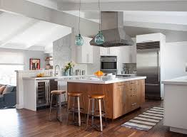industrial bar stools kitchen contemporary with glass pendant lights blue pendant light blue pendant lighting