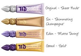 Image result for Urban Decay eye shadown primer eden