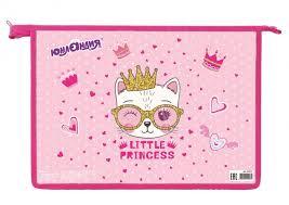 <b>Юнландия Папка для</b> тетрадей Little princess А4 - Акушерство.Ru